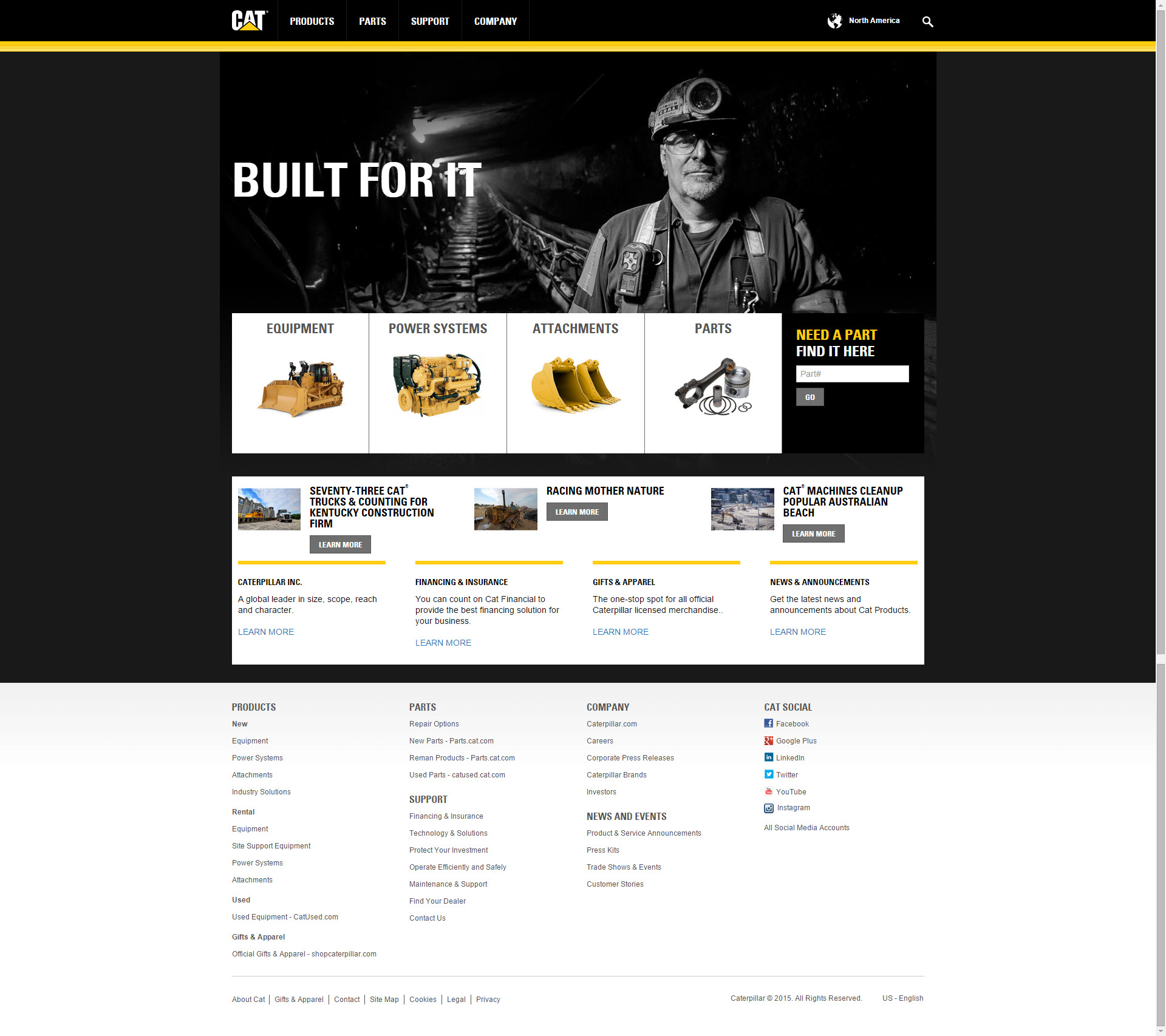 website-caterpillar